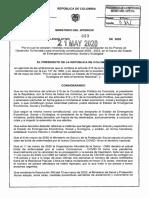 Decreto 683 Del 21 de Mayo de 2020