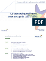 Le Cobranding en France