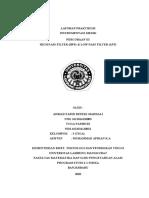 Filter HPF dan LPF