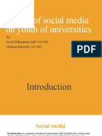 Impact of social media on youth of universities( defence).pptx