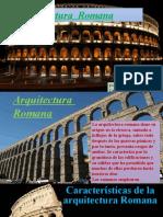 Órdenes de la arquitectura romana