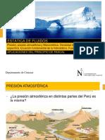 SEMANA 3-PPT- FISICA 2-HIDROSTATICA, PRINCIPIOS DE PASCAL Y ARQUIMEDES- WA- UPN 2020-1