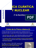 Fisica cuantica y nuclear del siglo