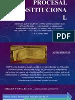 I. DERECHO PROCESAL CONSTITUCIONAL (1)