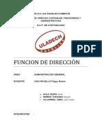 416012612 Funcion de Direccion