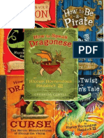 How to Train Your Dragon Book 1 - 5