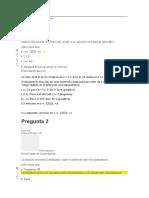 evaluacion 1 calculo diferencial