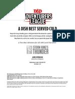 DDAL5-05 - A Dish Best Served Cold