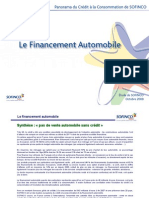 Finance automobile (2008)