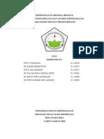 LP SIROSIS HEPATIS-KELOMPOK 4