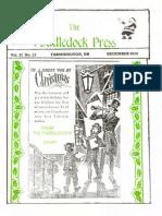 Puddledock Press December 2010