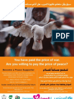 Peace Supporter Poster