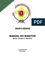 Manual de Pioneirias e Técnicas de Campo - 2008