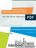 How to measure embodied carbon session 2