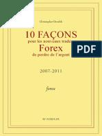 10 Façons FOREX
