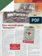 Les Arlequins Perpignanais (USAP Mag 16 Dec 2010)