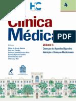 Clínica Médica - HC - FMUSP -  Volume 4, 1ª Edição (Manole)