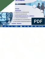 UNIDAD1.1. ORGANIZACION