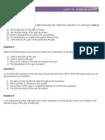 Physics Worksheet 54