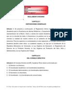 Reglamento Interno de MFL Academy Perez
