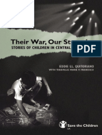 Stories of Children in Central Mindanao