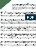 Bach-Preludio BWV 999