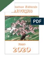 Calendario di Clavais 2020