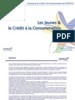 Les jeunes et le crédit à la consommation