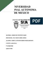 DERECHO PENITENCIARIO Expreso de Medianoche Analisis