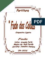 FADO DAS CALDAS - ORQUESTRA LIGEIRA