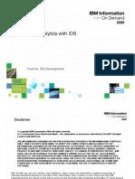 Business Analytics on IDS-WAIUG