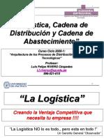 1. Logística, Cadena de Distribución y Cadena de Abastecimiento
