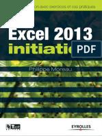 Excel 2013 initiation  Guide de formation avec exercices et cas pratiques by Philippe Moreau (z-lib.org).pdf