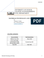 1-Introduction to materials technology