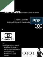 COCO CHANEL-la révolution du monde des