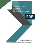 HDSE-2019 Participant Guide