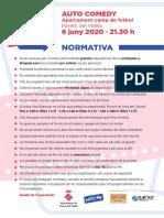 Normativa Autocomedy
