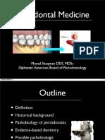 26. Periodontal Medicine - SLIDE