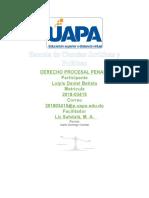 Tarea 5 Derecho Procesal Penal I.docx