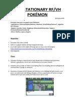 Guía RNG Stationary RFVH