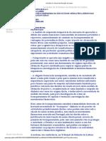 Acórdão do Tribunal da Relação de Lisboa_suspensão conta