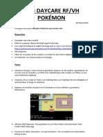 Guía RNG Daycare RFVH