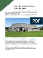 Sfatul vikingilor din Islanda Cel mai vechi parlament din lume
