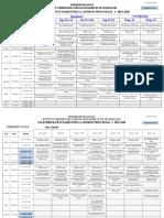Calendrier des Examens SP1-2019-2020