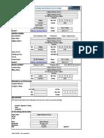 Customer Registration Form........