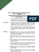PerMenKes_1199_2004_Pedoman Pengadaan Tenaga Kerja Kesehatan Dengan Perjanjian Kerja Di Sarana Kesehatan Milik Pemerintah