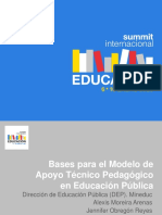 1122-summit-2020-Ponencia Bases para el Modelo de Apoyo Técnico Pedagógico en Educación Pública_Moreira Arenas_Obregón Reyes_Ferreira Pinto_2019