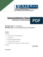 L'intermediation financiere.docx