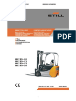 Still RX50-10  13  15  16T  parts catalogue