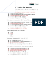 CCNA3 Chap7 Practice Test Questions